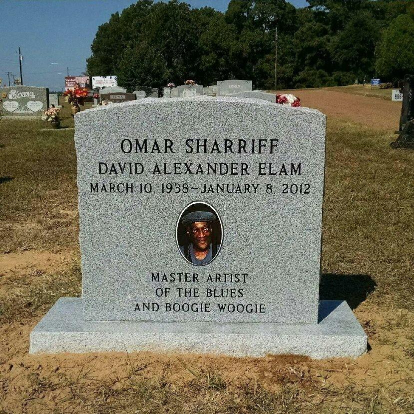 Omar headstone1